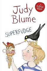 Superfudge Kindle Edition