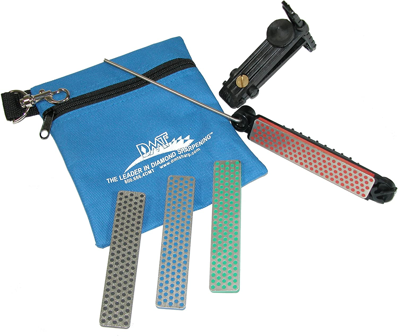 DMT AKEFCX Aligner Diamond Knife Sharpening Kit