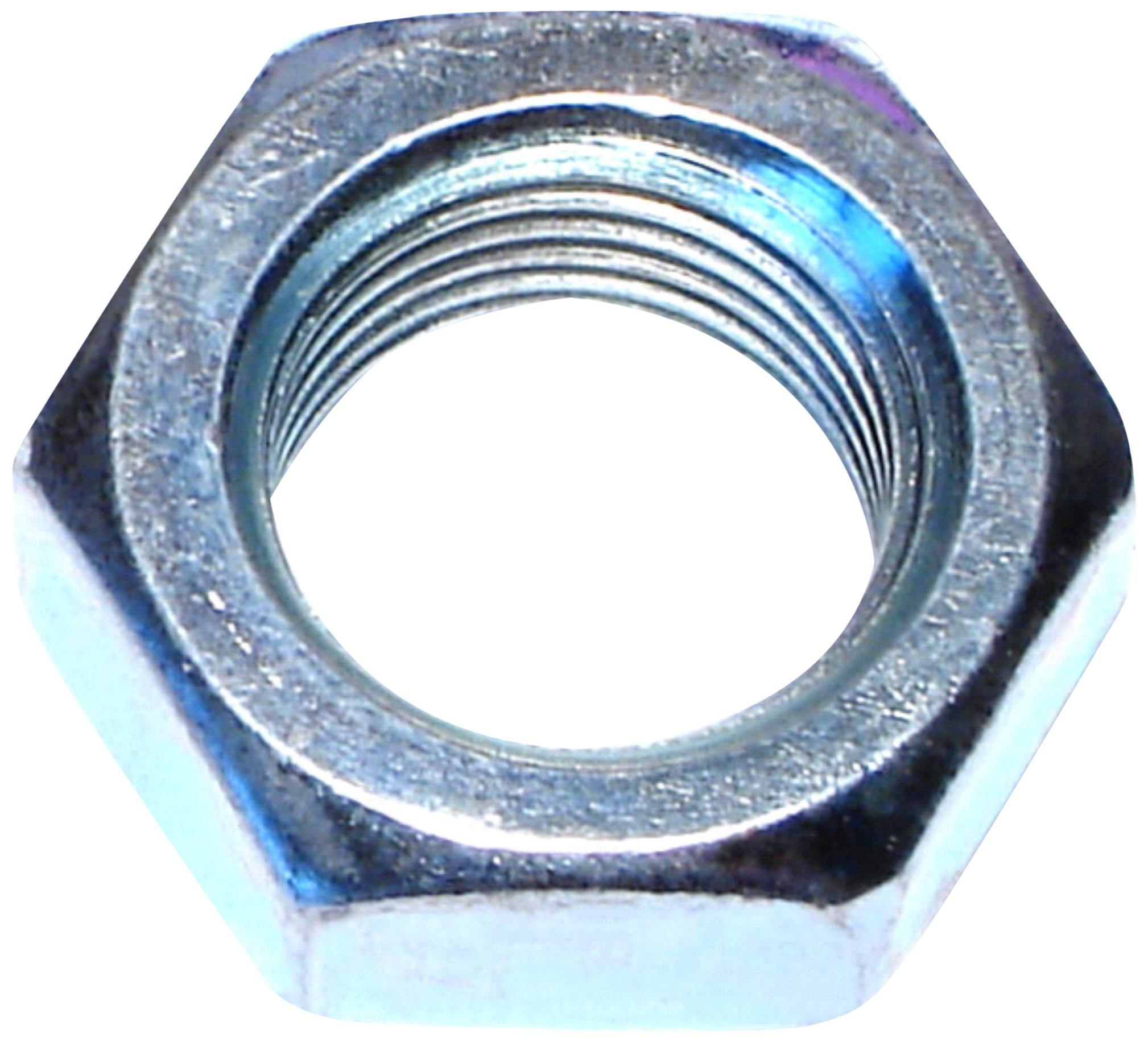 Hard-to-Find Fastener JNS-210-5 Fine Hex Jam Nuts (5 Piece) (Pack of 5), 5/8-18''