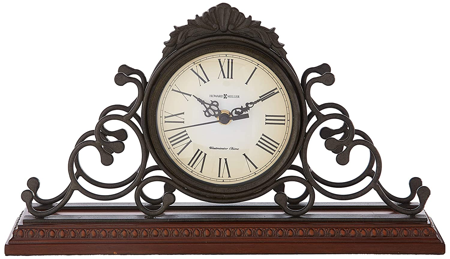 Howard Miller 635-130 Adelaide Mantel Clock by