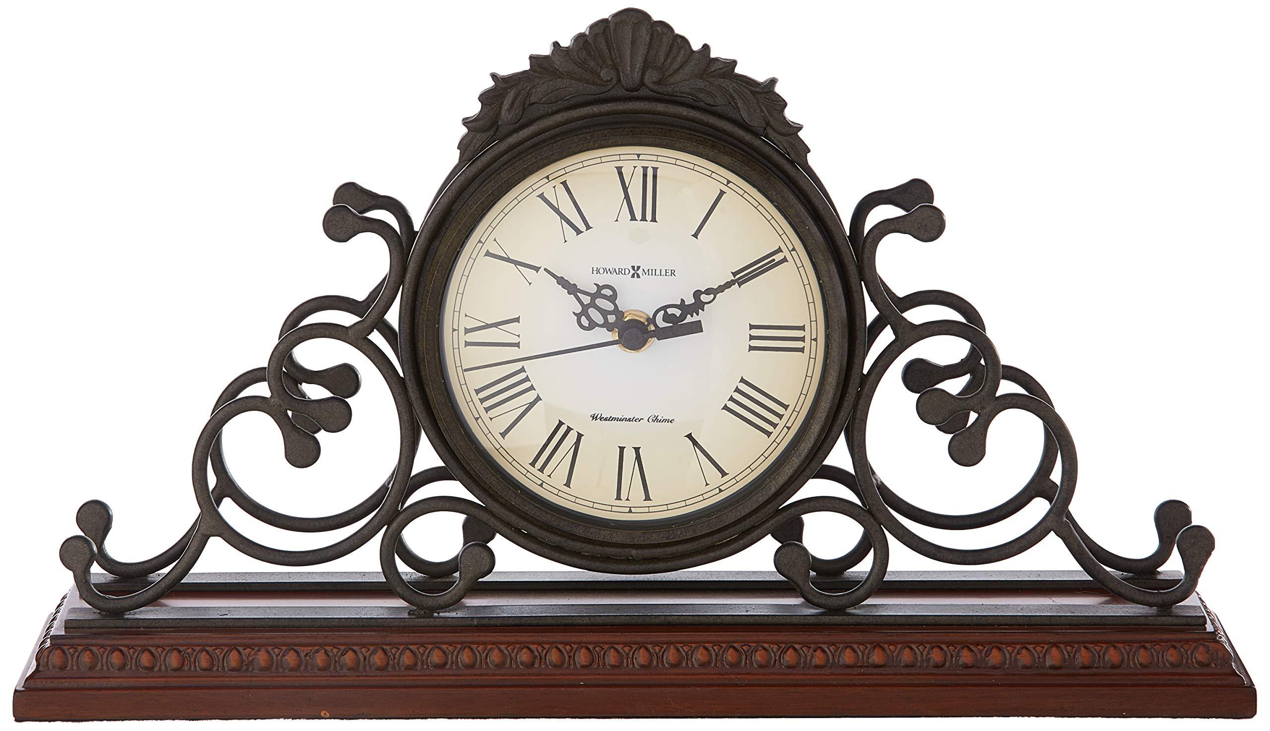 Howard Miller 635-130 Adelaide Mantel Clock by Howard Miller
