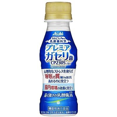 アサヒ飲料 届く強さの乳酸菌 W 100ml×30本[機能性表示食品] 送料込1,933円(64.4円/本)ほか