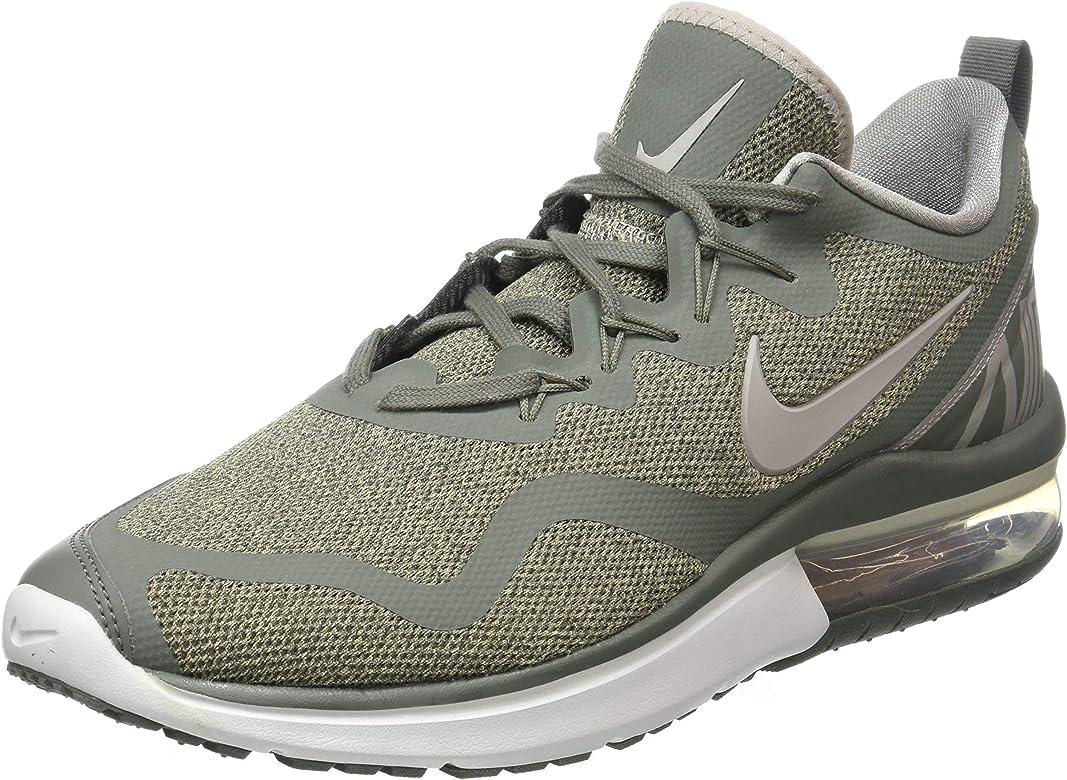 Nike Air MAX Fury - Zapatillas de Running para Hombre, Color Blanco, Talla 42 EU: Amazon.es: Zapatos y complementos