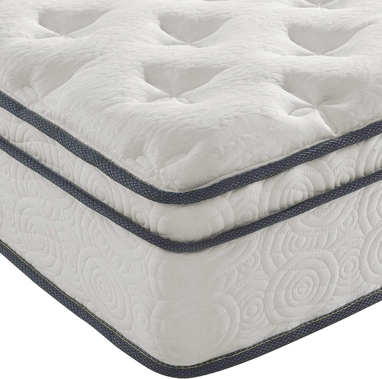 Stratiform Whisper Sleep Bed King, Mattress Only
