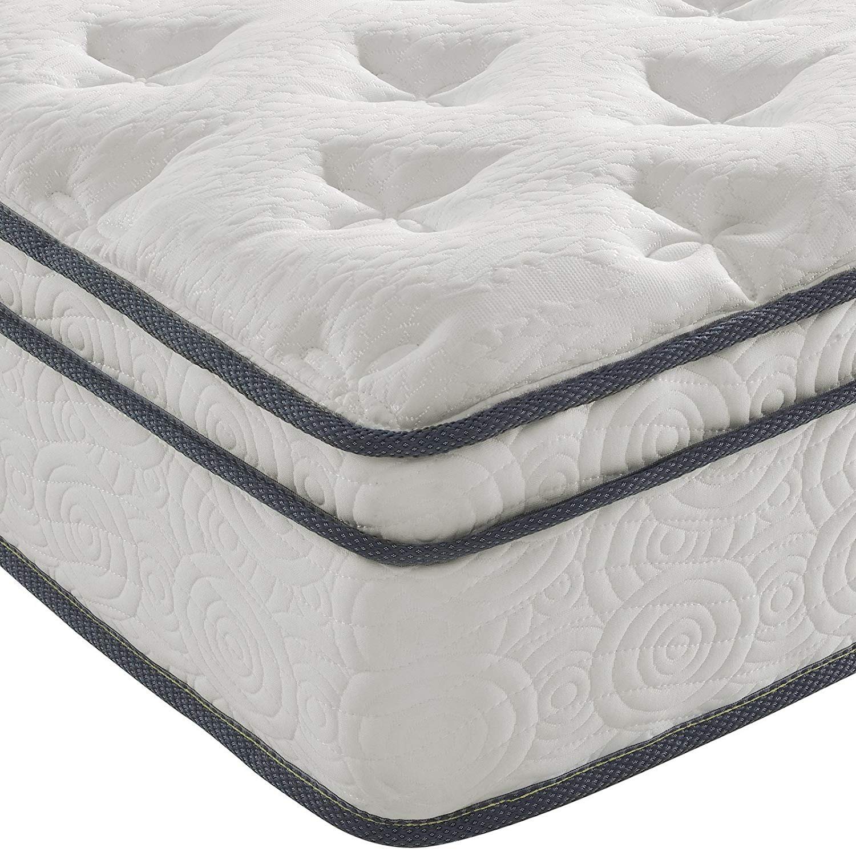 Stratiform Whisper Sleep Bed Queen, Mattress Only
