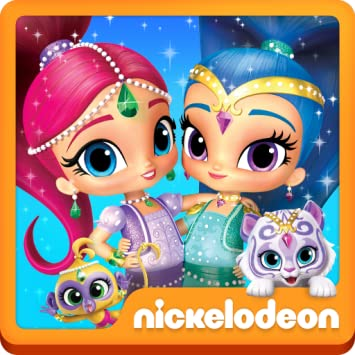 64f3899520 Amazon.com: Shimmer and Shine: Magical Genie Games for Kids ...