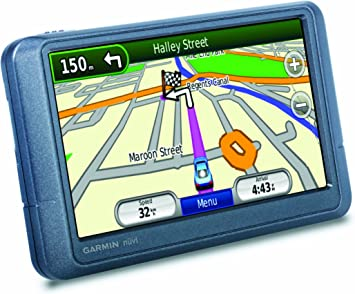 Garmin Nüvi 205W - Navegador GPS con mapas de Reino Unido e Irlanda: Amazon.es: Electrónica
