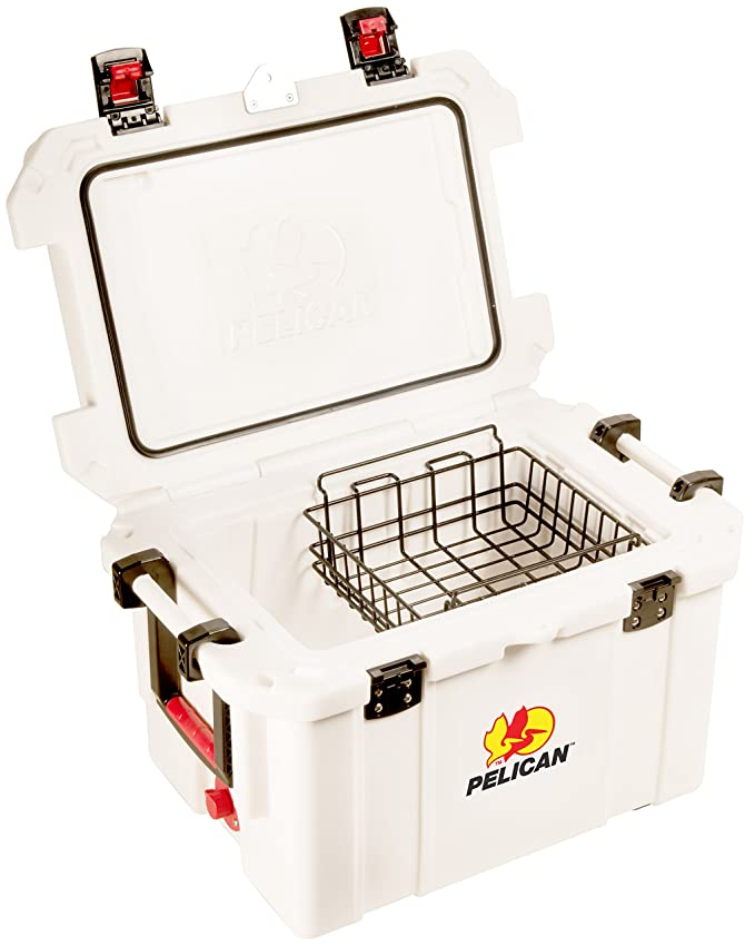 Pelican 45Q-MC Elite Cooler 45 Qt - Nevera portátil (482 mm, 305 ...