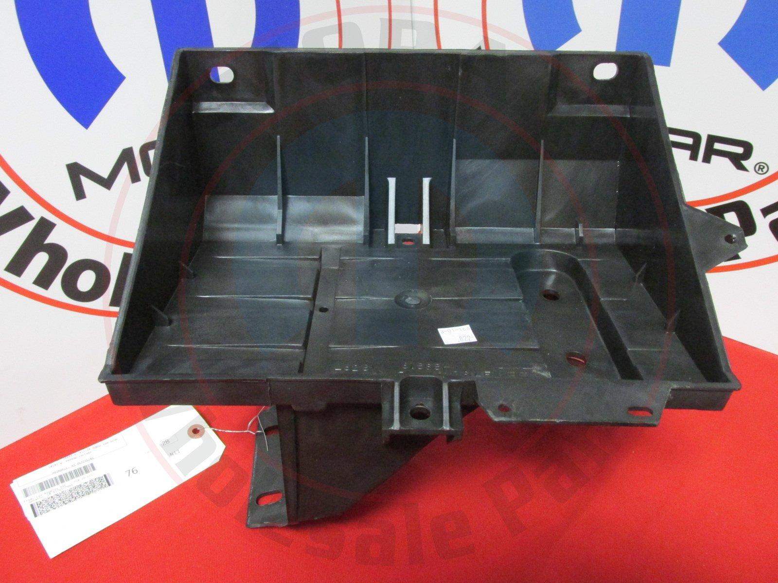 2000-2002 Dodge Ram Truck: Right Side Battery Tray 55275126AE by Mopar
