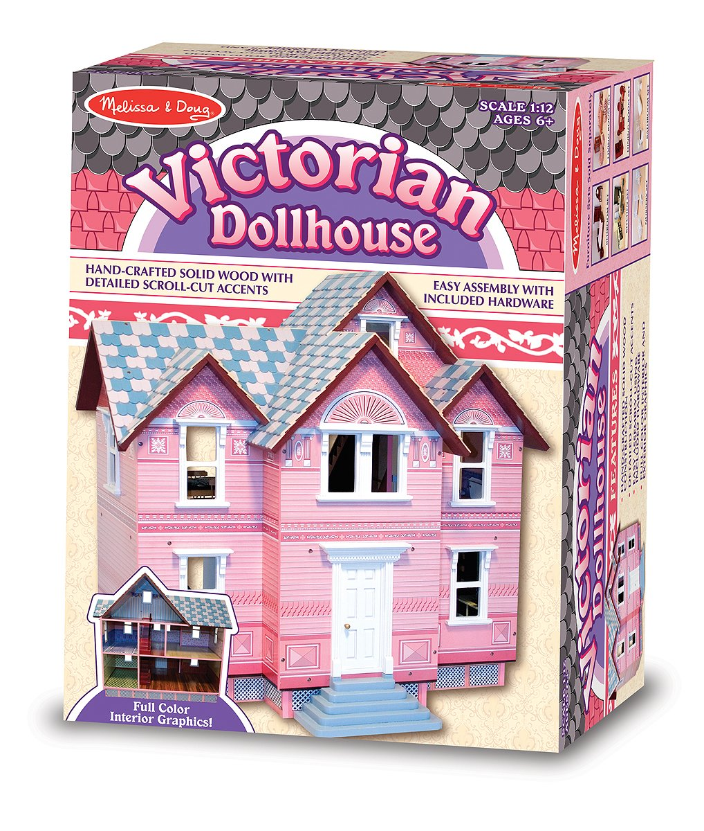 Charming Buy Melissa U0026 Doug 2580 Victorian Doll House Online At Low Prices In India    Amazon.in