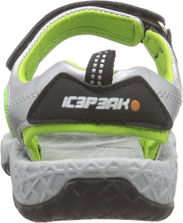 Icepeak Unisex-Kinder Wodan Jr Sandalen Trekking /& Wanderschuhe