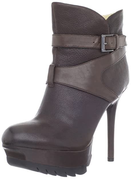 Sam Edelman Valentina, Botines para Mujer, marrón café, 39 EU: Amazon.es: Zapatos y complementos