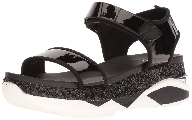 ALDO Women's Zarella. Sport Sandal B0791XPWWR 8 B(M) US|Black Miscellaneous