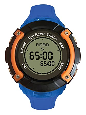 Top Score Watch SAT, ACT, and PSAT Digital Timer and Watch for Exam Pacing