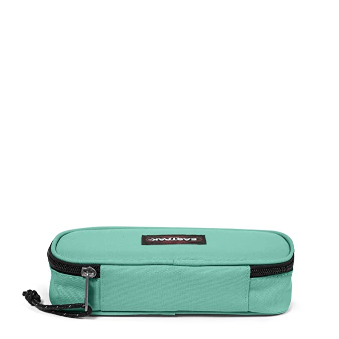 Estuche OVAL Aqua Blue: Amazon.es: Zapatos y complementos