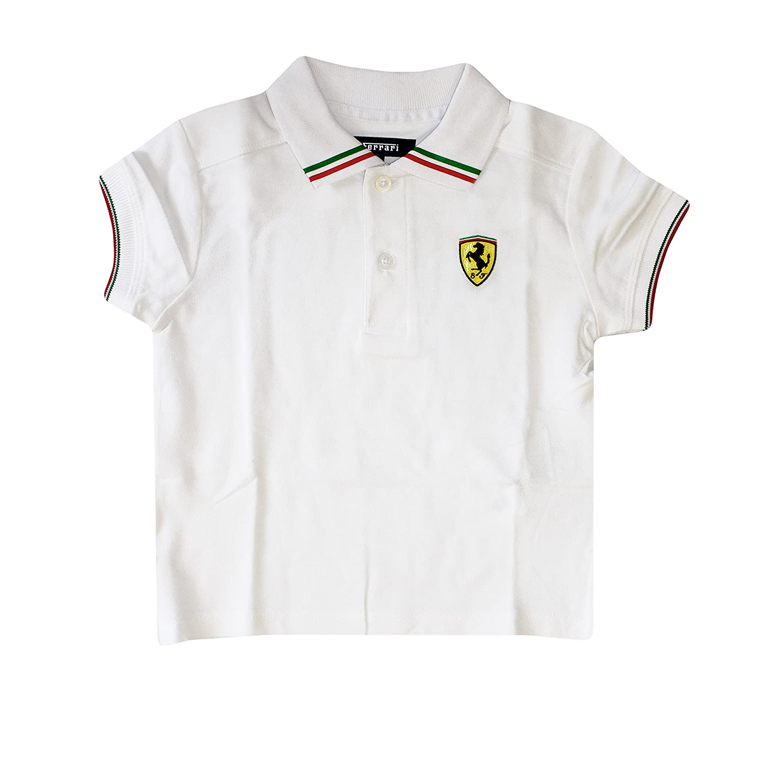 Ferrari Kids Italia Polo Shirt