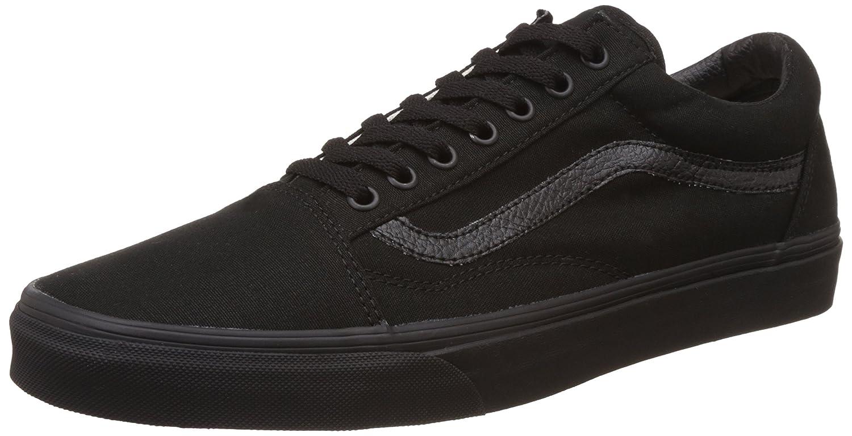 Buy Vans Unisex Old Skool Black Leather