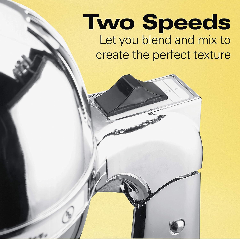 Chrome Hamilton-Beach 730C Classic DrinkMaster Drink Mixer