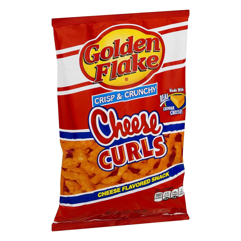 Golden Flake CHEESE CURLS