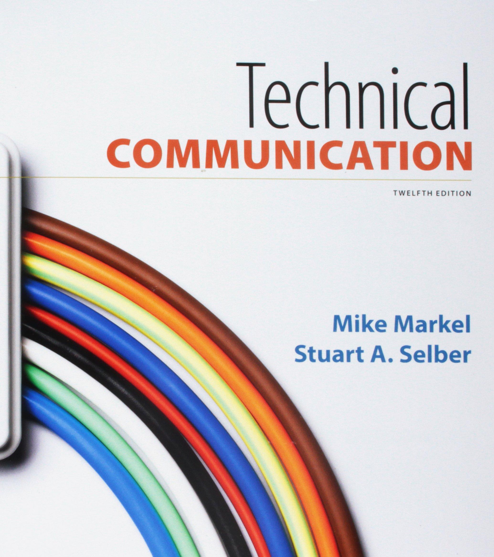 MARKEL TECHNICAL COMMUNICATION EPUB