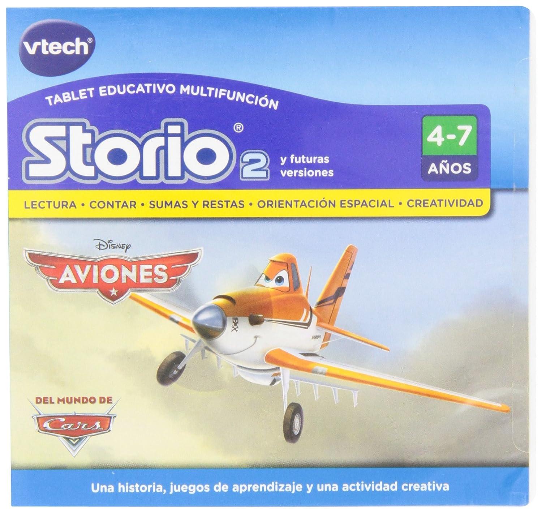 Amazon.es: VTech - Juego para tablet educativo, Storio, Planes (3480-231822)