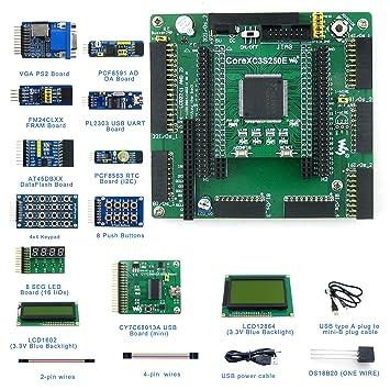 Amazon com: Designed for XILINX Spartan-3E Series, Features The