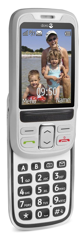 Téléphone GSM DORO PHONEEASY 715 BLANC