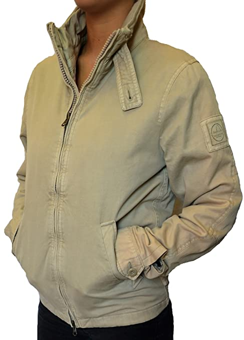 sneakers for cheap 963c9 bb163 MURPHY AND NYE Giacca Giubbotto Uomo Beige Jacket Men Garcia ...