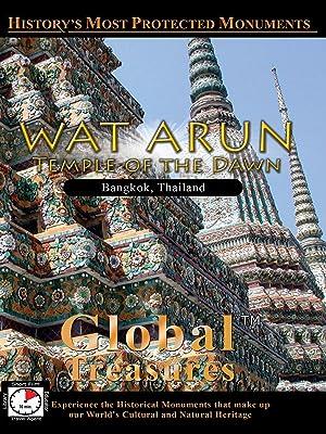 Amazon com: Watch Global Treasures - Wat Arun - Temple of