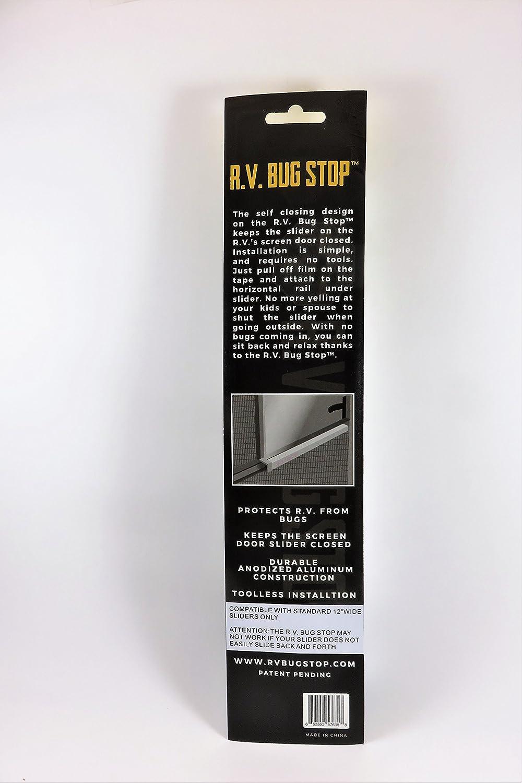 Amazon Rv Bug Stop Self Closes Slider On Rv Screen Door