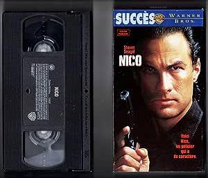 Amazon.com: Nico (French Version): Steven Seagal, Steven ...