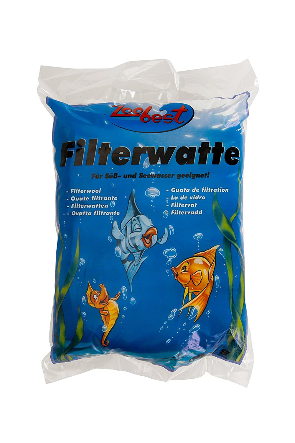 Zoobest Ouate Blanche Universelle 100 G pour Aquariophilie Agrobiothers 84750