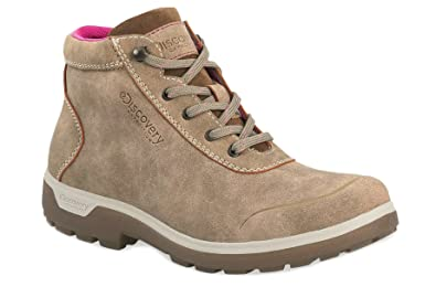 Discovery Expedition Women s Adventure Mid Hiking Boot Sand Size (5) 2b4fcbc05c