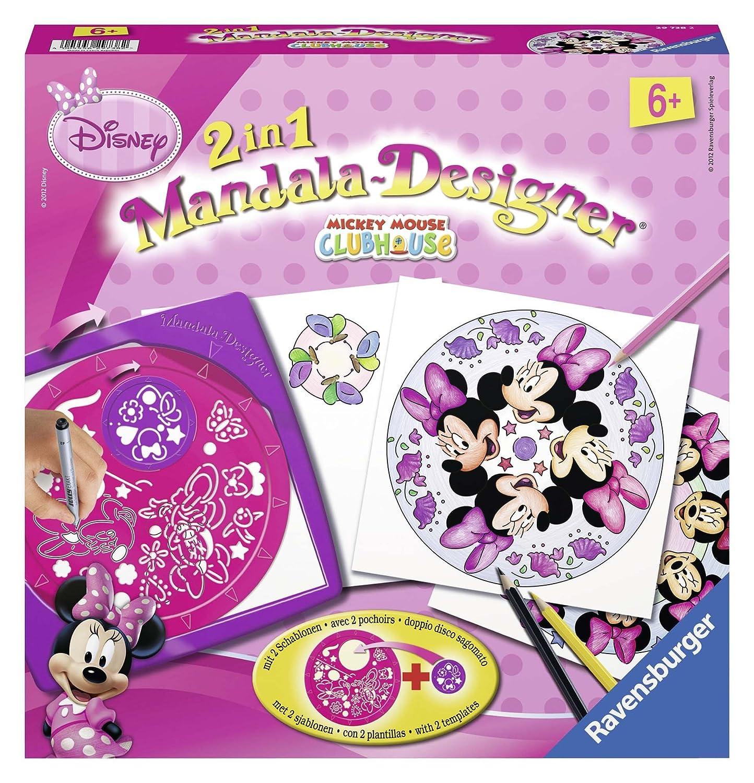 Ravensburger 29738 - 2in1 Mandala Designer Minnie Mouse Ravensburger Italy