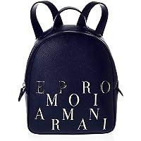 Emporio Armani Fashion Backpack for Women - Blue