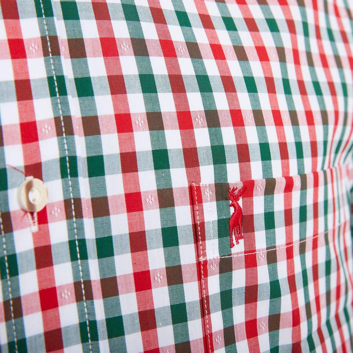 Almsach Almsach Almsach Herren Trachtenhemd Regular-Fit Trachten-Mode traditionell-kariert s-XXL viele Farben B07K9RP4MP Trachtenhemden Einzigartig 5aa13b