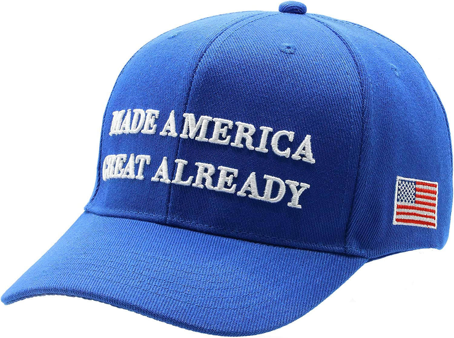 Made Great Already Hat Blue...