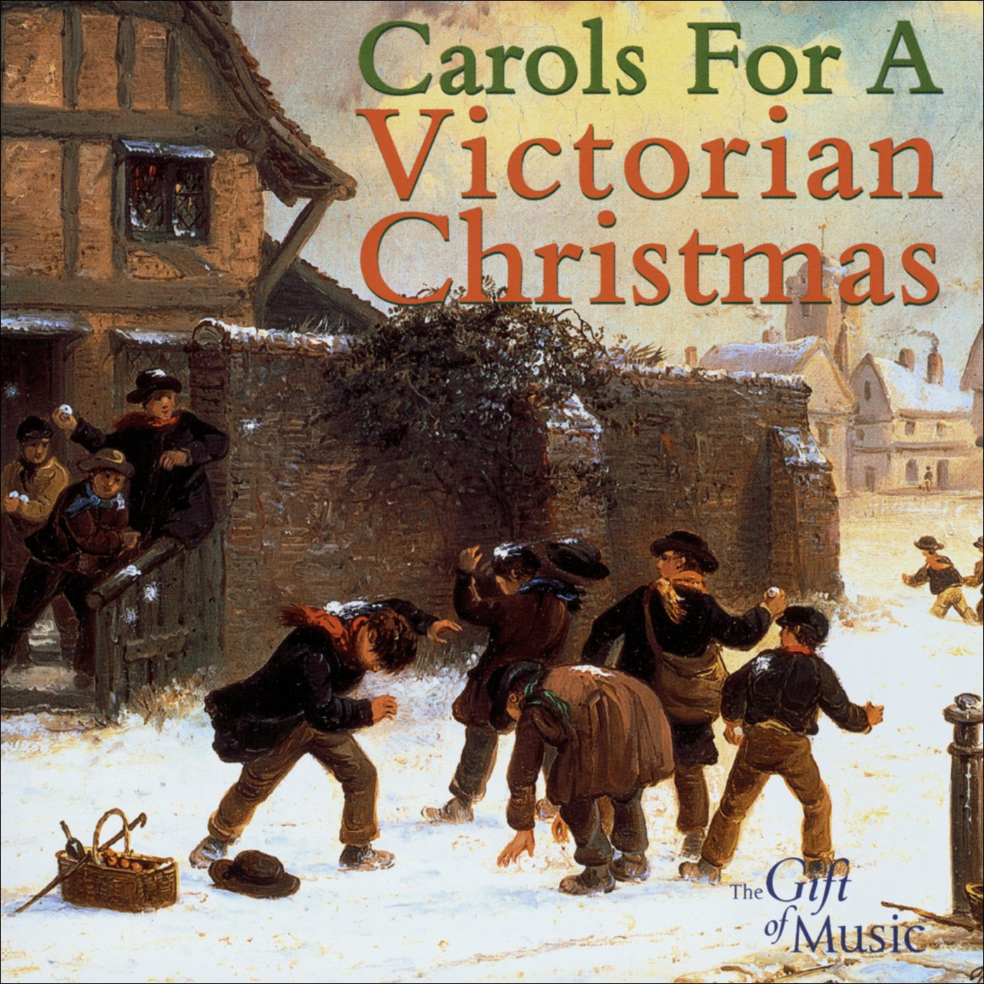 Carols for a Victorian Christmas by The Gift Of Music