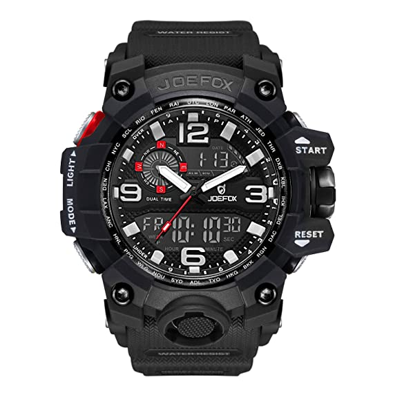 Relojes hombre deportivo JOEFOX 2ae2cc9dd509