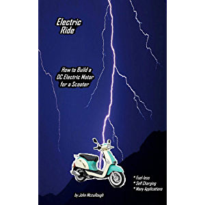 Electric Ride: How to Build a DC Electric Motor for a Scooter