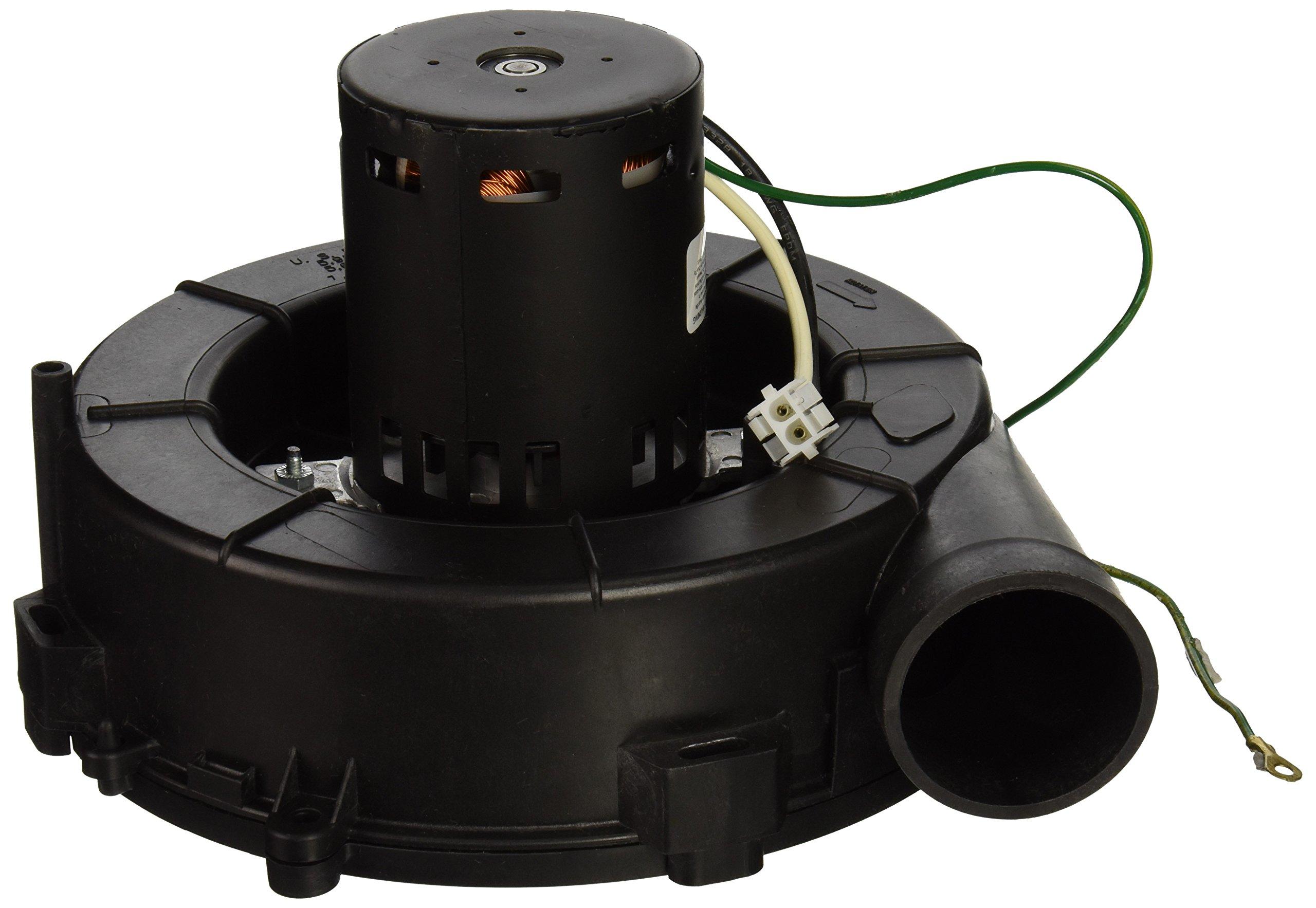 Fasco A163 1-Speed 151-500 CFM Lennox Draft Inducer Motor, 115V, 3400 rpm