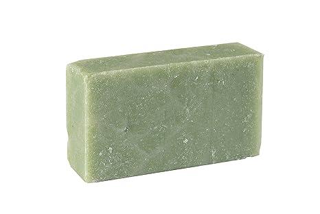 Pastilla de jabón de eucalipto y hierbabuena (4Oz)- Menta fresca y eucalipto -