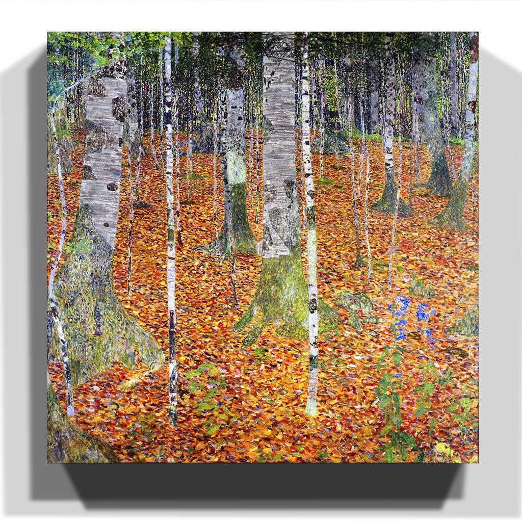 Kunstdrucke Gustav Klimt Tannenwald Ii 1901 Forest Canvas