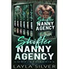 Shifter Nanny Agency Complete Series: Paranormal Romance Series Box Set