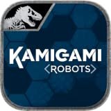dinosaur games - Kamigami Jurassic World