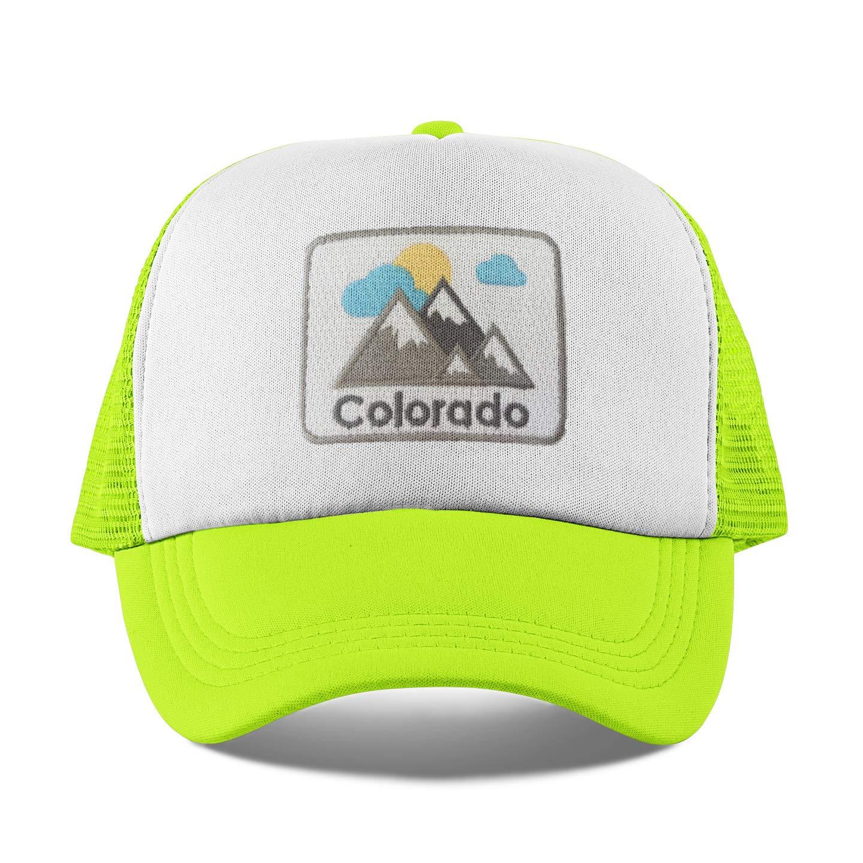 bcd12680e Amazon.com: Colorado Mountains - Infant/Toddler/Kids Colorado ...