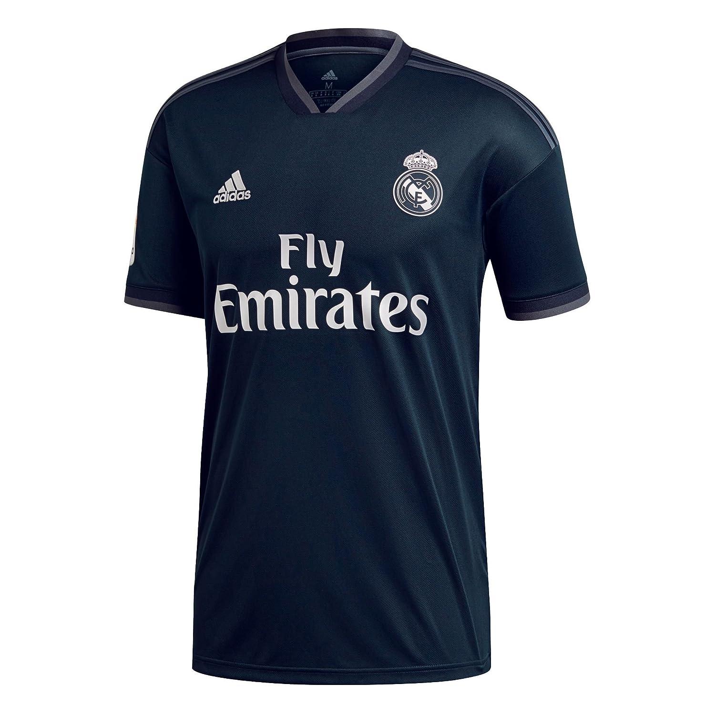 Fußballtrikot Real Madrid Auswärts Kinder ADIDAS