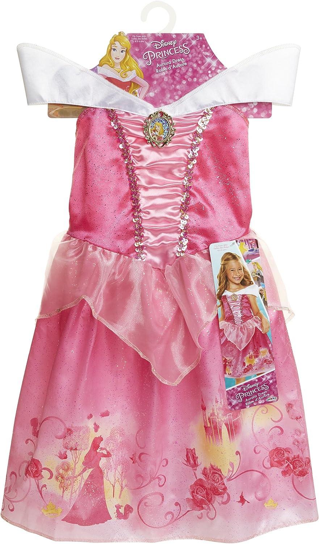 Amazon.com: Disfraces de princesa Disney, Aurora: Toys & Games
