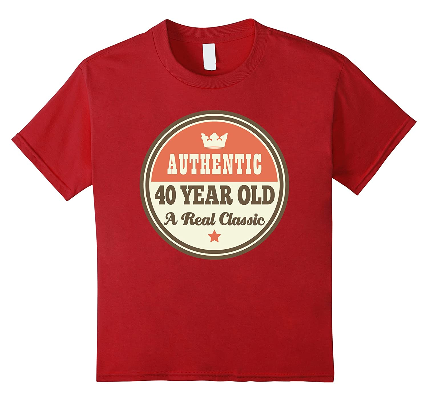 Amazon Funny 40th Birthday 40 Year Old Party Shirt Clothing