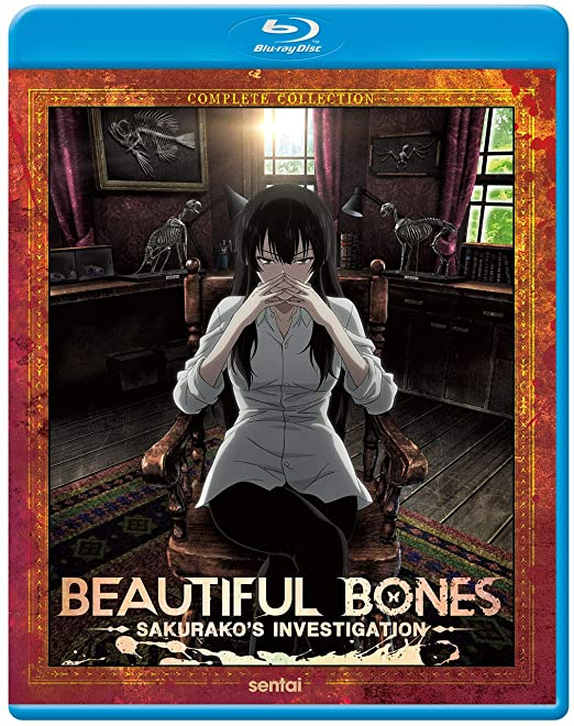 Poster. Beautiful Bones – Sakurako's Investigation: Complete Collection